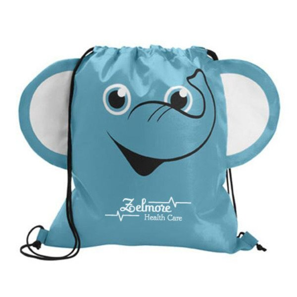 Paws N Claws Polyester Sport Pack - Elephant