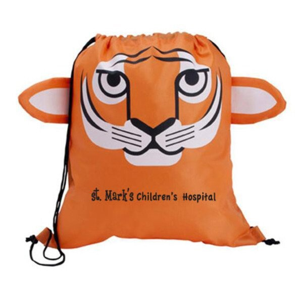 Paws N Claws Polyester Sport Pack - Tiger