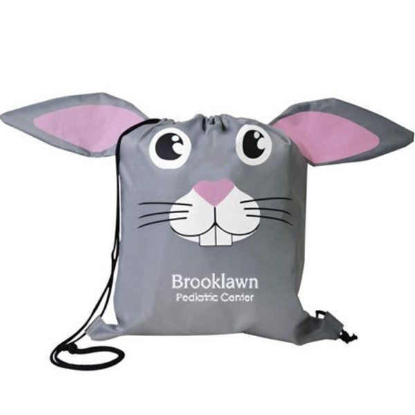 Paws N Claws Polyester Sport Pack - Bunny