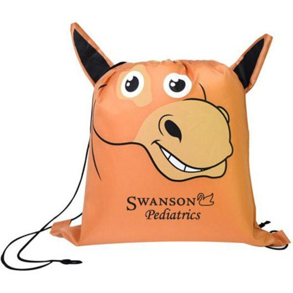 Paws N Claws Polyester Sport Pack - Horse