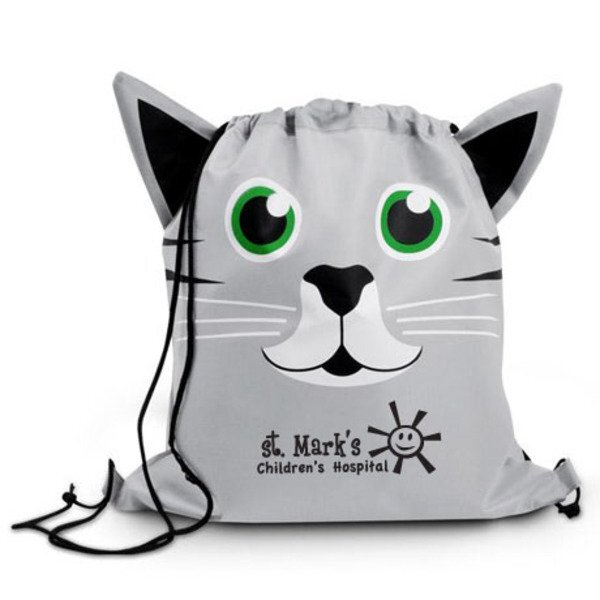 Paws N Claws Polyester Sport Pack - Kitten