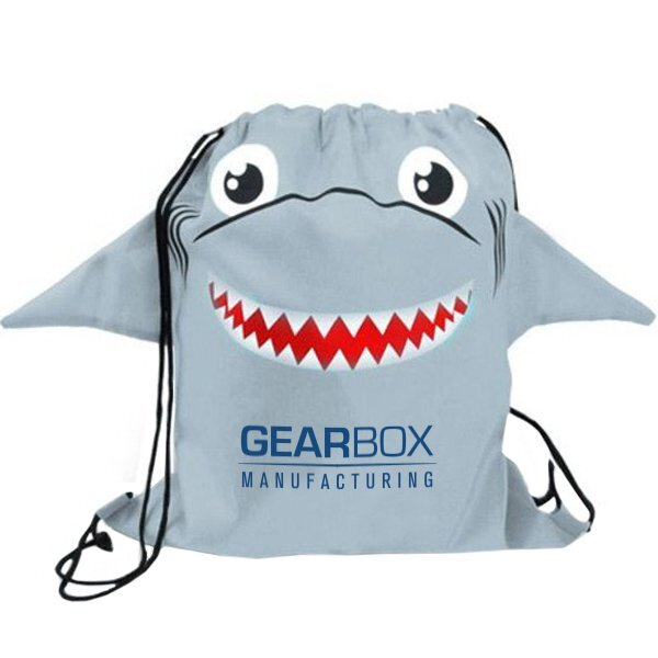 Paws N Claws Polyester Sport Pack - Shark