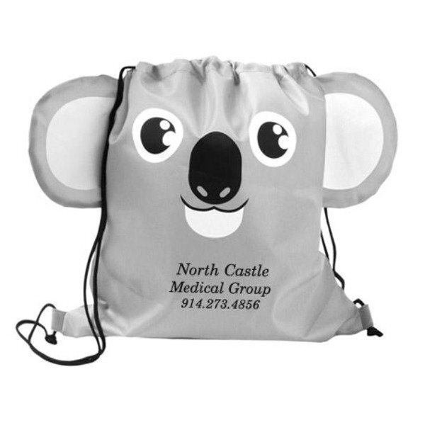 Paws N Claws Polyester Sport Pack - Koala