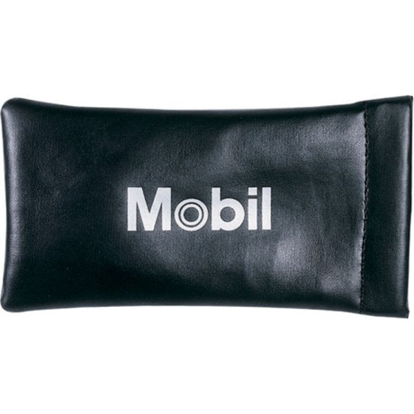 Spring Leatherette Sunglasses Pouch