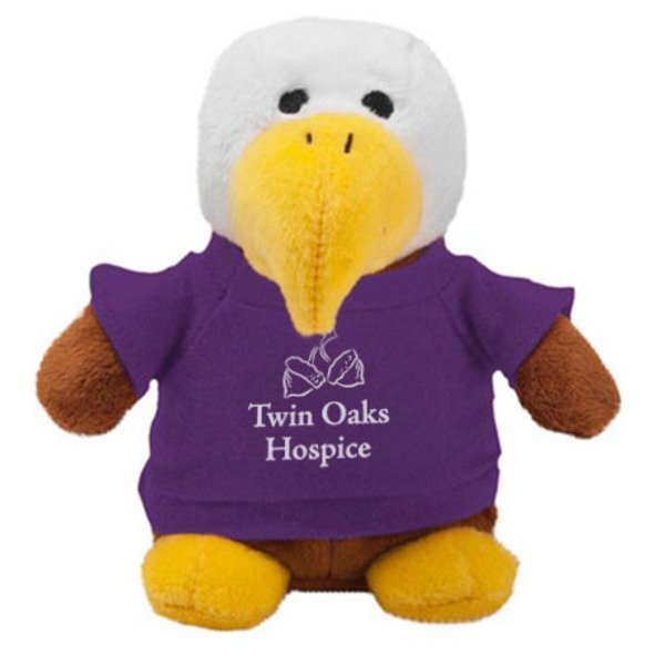 Eagle Plush Bean Bag Buddy, 7""