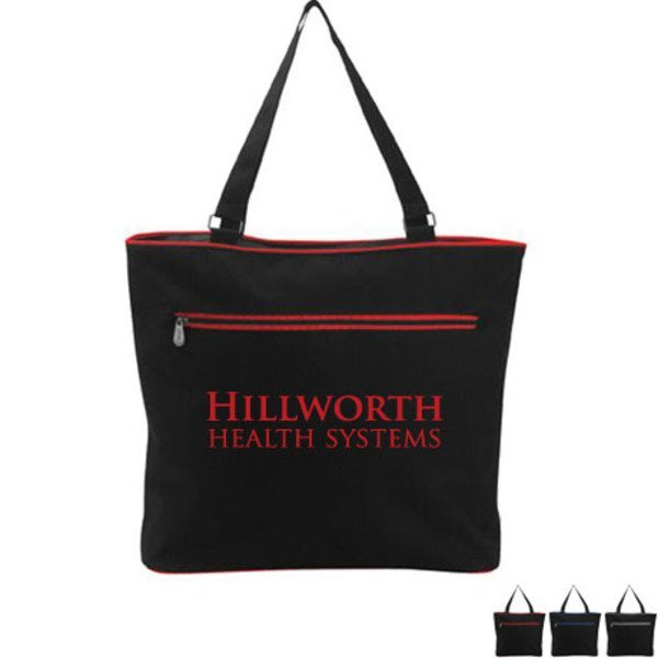 Daily Commuter 600D Polyester Tote