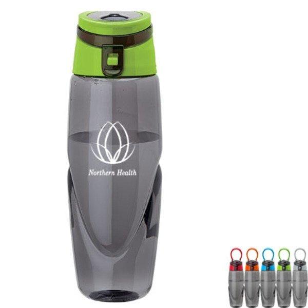 Smoky Tritan™ Water Bottle, 32oz., BPA Free