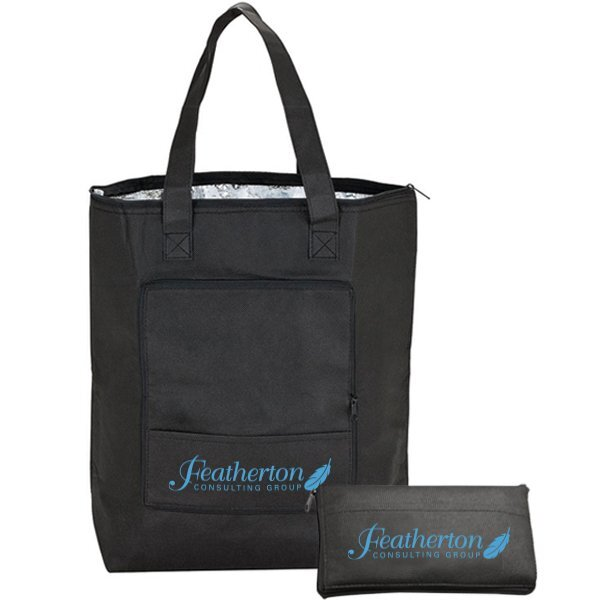 Folding Cooler Tote
