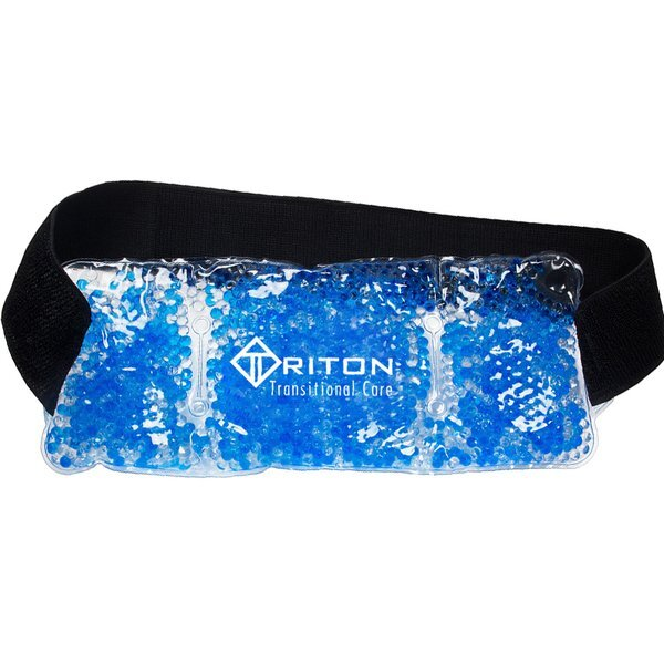 Aqua Pearls Lower Back Therapy Wrap Deluxe Hot & Cold Pack