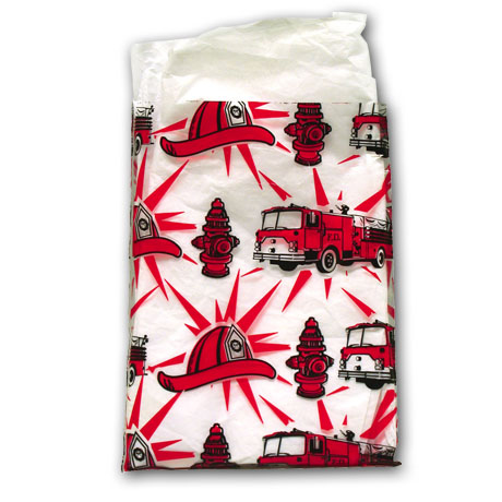 Fire Safety Scatter Bag, Stock - Closeout, On Sale!