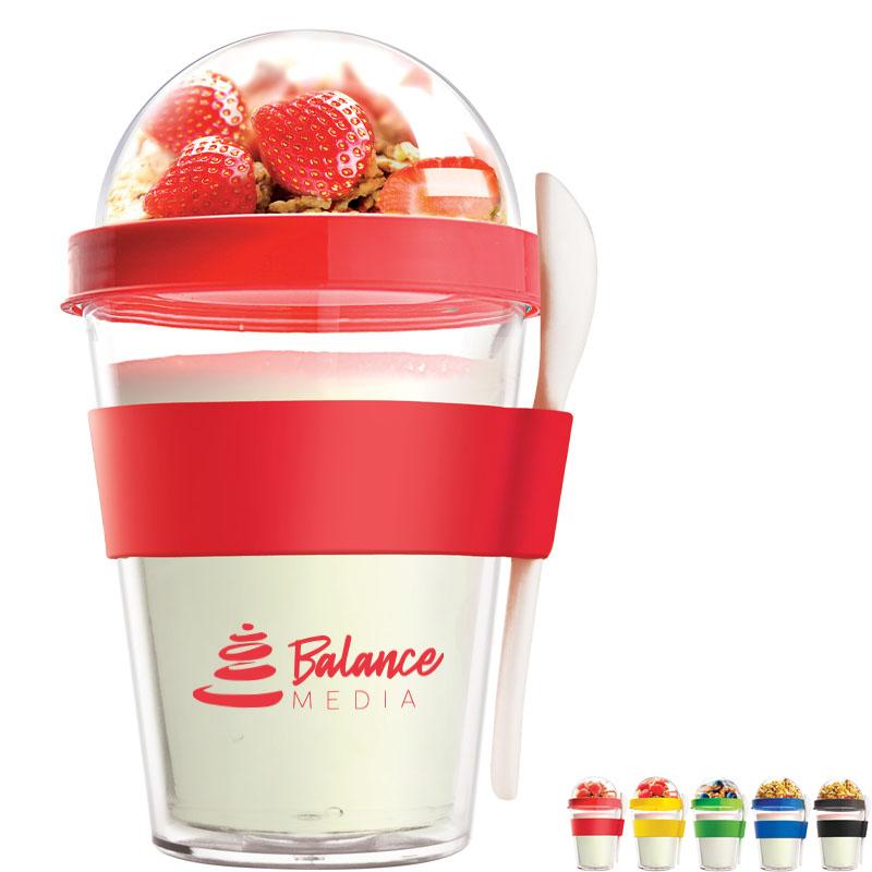 Yo2Go Yogurt Cup, 12oz.