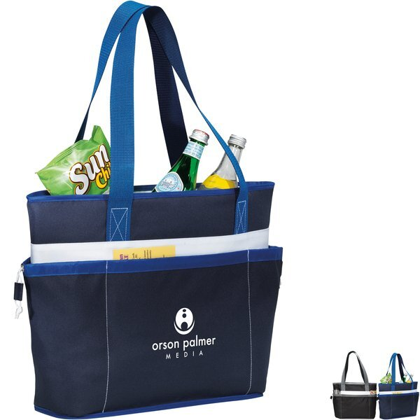 Nicky Insulated Cooler Tote