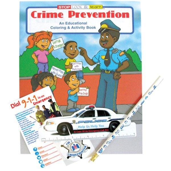 Crime Prevention Classroom Kit, Stock
