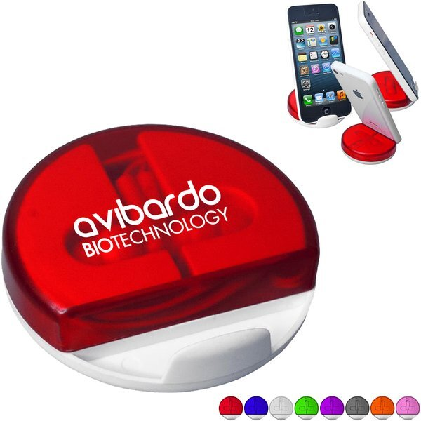 Ear Buds w/ Stand Up Phone Holder