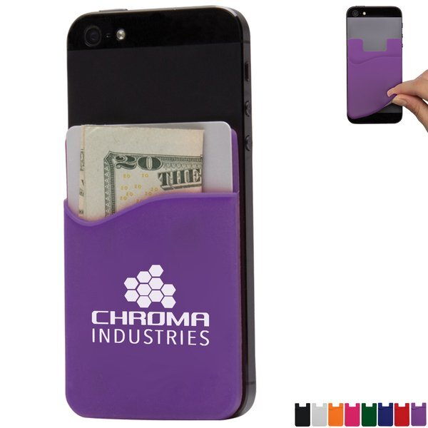 Cell Phone Wallet Card Holder