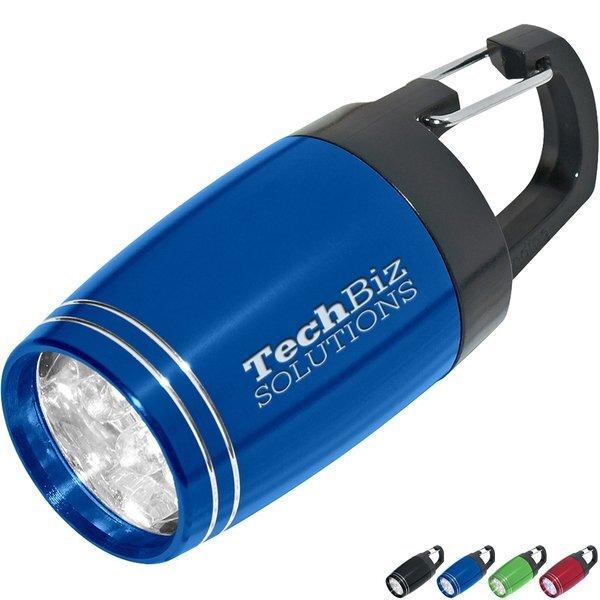 Aluminum 6 LED Clip Light