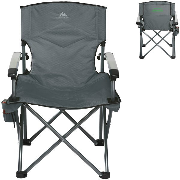 High Sierra® Polycanvas Deluxe Camping Chair