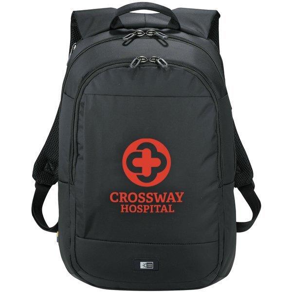 """Case Logic® 15"""" Computer & Tablet Polyester Backpack"""