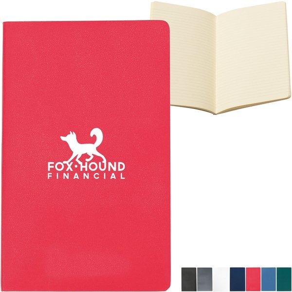 """Moleskine® Volant Ruled Large Notebook, 5"""" x 8-1/4"""""""