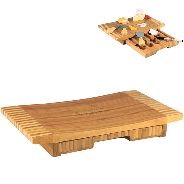 Concavo Cheese Board Set