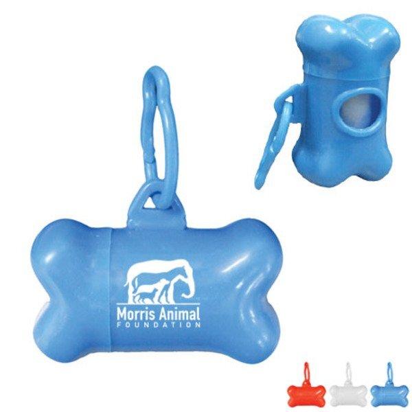 Doggie Bone Waste Bag Dispenser