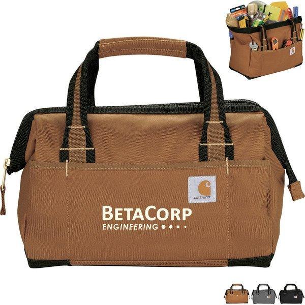 "Carhartt® Signature Polyester 14"" Tool Bag"