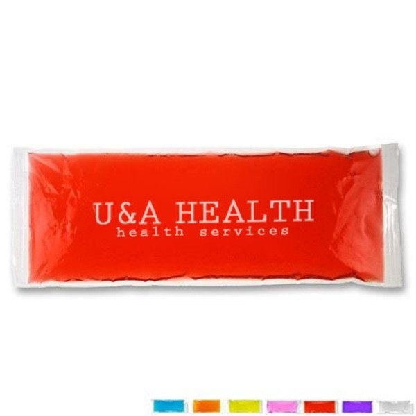 """Freeze Solid Cold & Hot Pack, 4 1/2"""" x 12"""""""