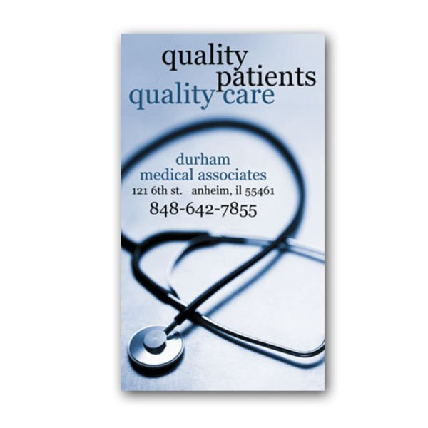 Quality Patients Design Full Color Magnet