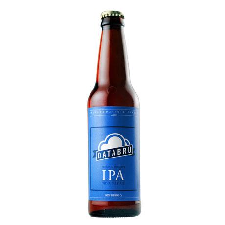Beer Bottle, Full Color, 12oz.
