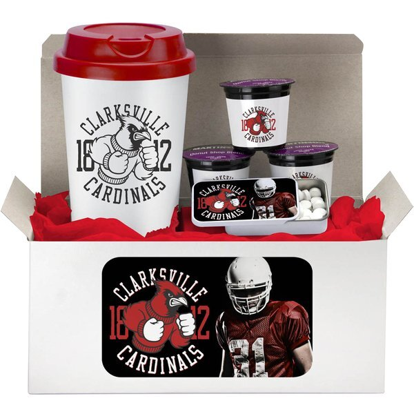 Coffee Lover's Cup, Mints & Coffee Pod Gift Set