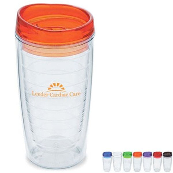 Artesia Double Walled Tumbler, 16oz., BPA Free