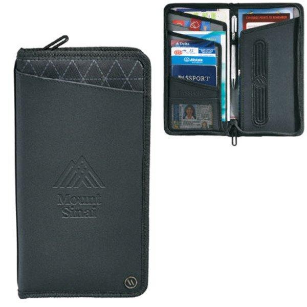 elleven™ Traverse RFID Travel Wallet