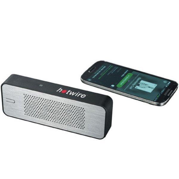 Zabrak Power Bank Bluetooth Speaker, 4400mAh