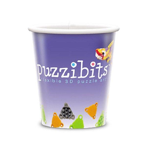 Reusable White Plastic Cup, 9oz. w/ Full Color Imprint