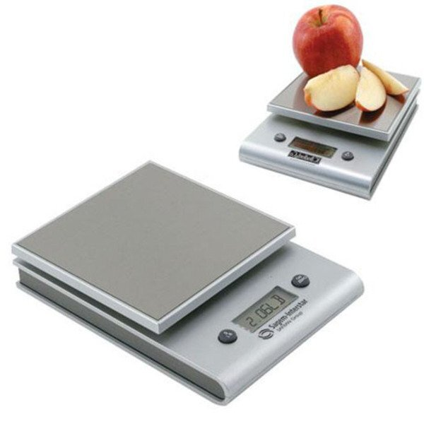 Stainless Steel Portable Digital Scale