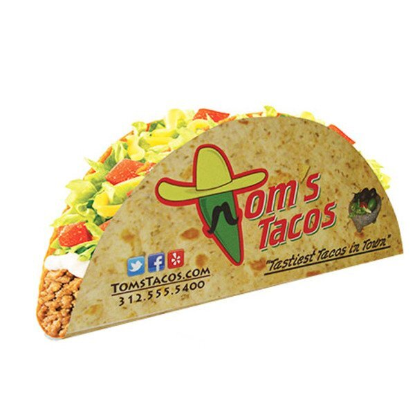 Paper Taco Holder