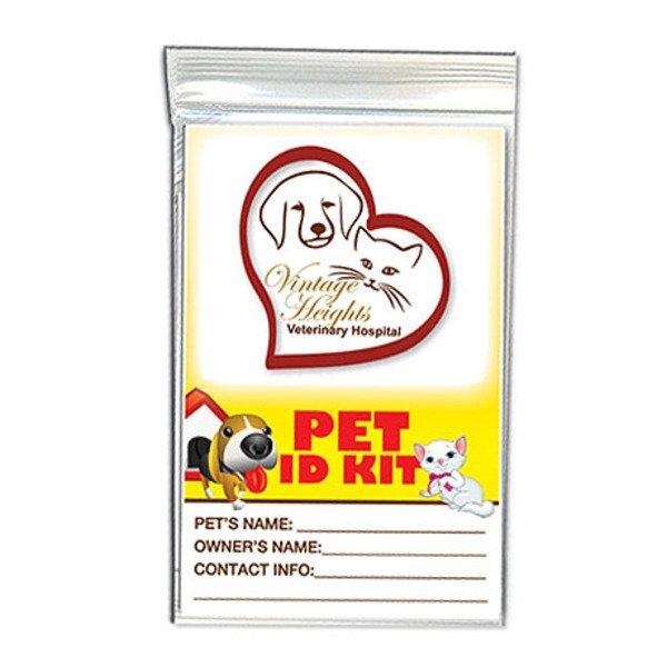 Pet ID Kit