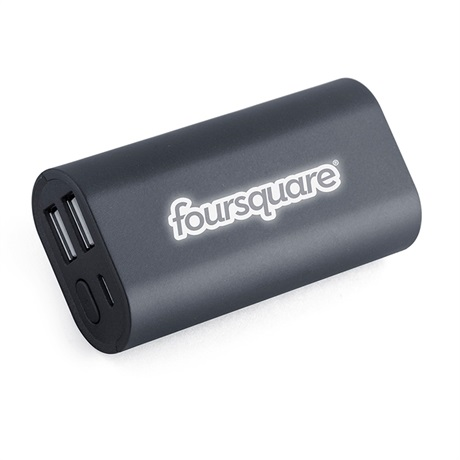 Squid Mini Power Bank, 4000 mAH