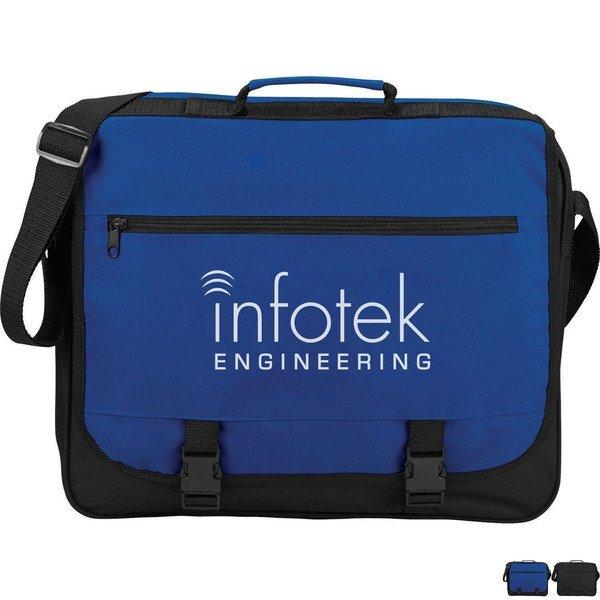 Anchorage Polycanvas Messenger Bag