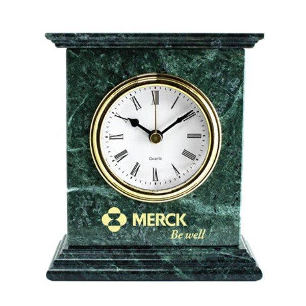 Marble Mantel Clock