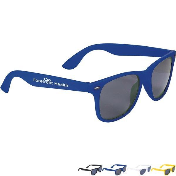 Sun Ray Sunglasses with Matte Lenses