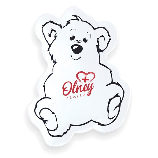 Bear Shaped Cold Pack