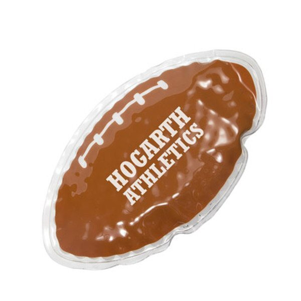 Football Aqua Pearls Deluxe Hot & Cold Pack