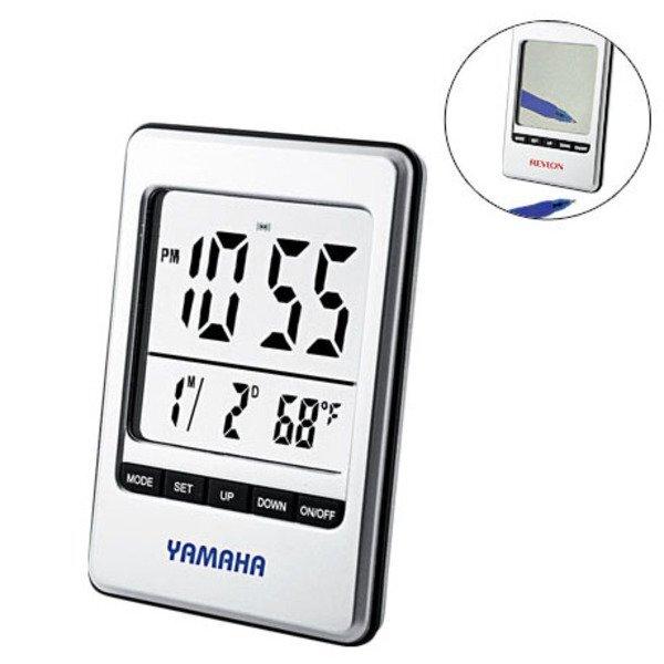 Travel Alarm Clock Mirror