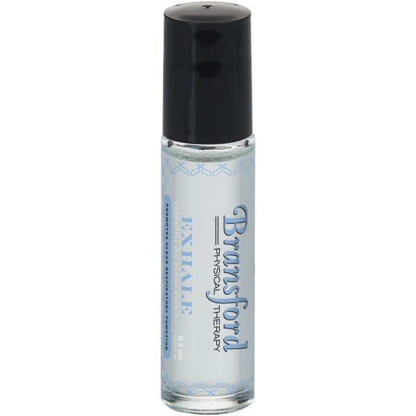 Exhale (Eucalyptus & Peppermint) Essential Oil Roller Ball