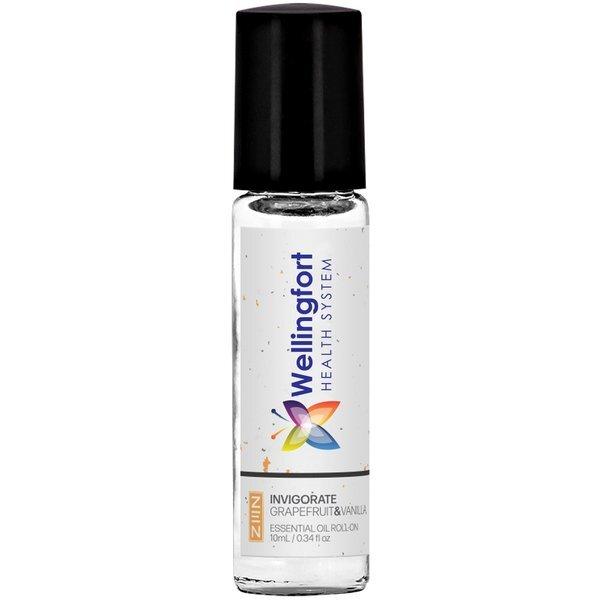 Invigorate (Grapefruit & Vanilla) Essential Oil Roller Ball