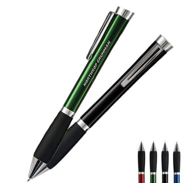 Crescent Metal Pen