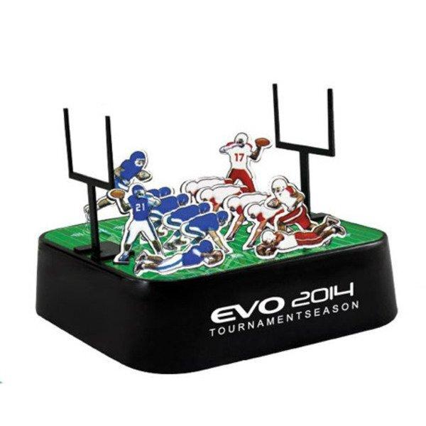 Football Field Magnetic Sculpture Block