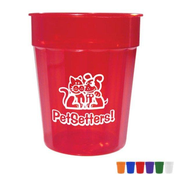 Fluted Jewel Stadium Cup, 24oz.