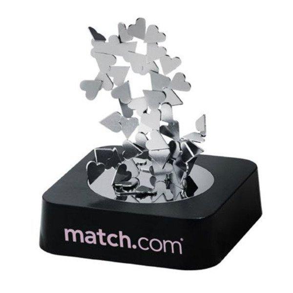 Hearts Magnetic Sculpture Block